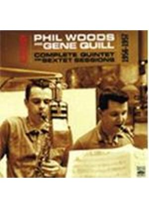 Phil Woods And Gene Quill - Altology - Complete Quintet/Sextet Sessions [Spanish Import]