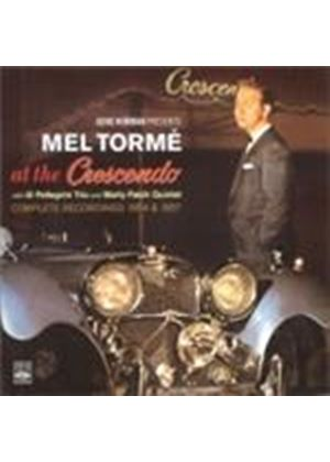Mel Torme - At The Crescendo 1954 And 1957 [Spanish Import]