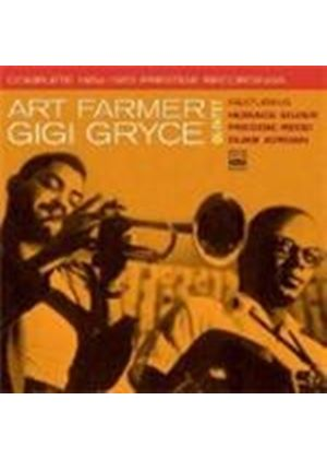 Art Farmer And Gigi Gryce Quintet - Complete 1954-55 Prestige Recordings [Spanish Import]