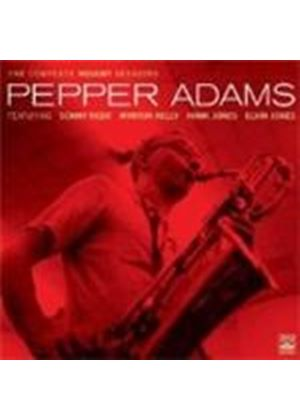 Pepper Adams - The Complete Regent Sessions [Spanish Import]