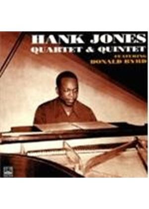 Hank Jones Quartet And Quintet - Featuring Donald Byrd [Spanish Import]