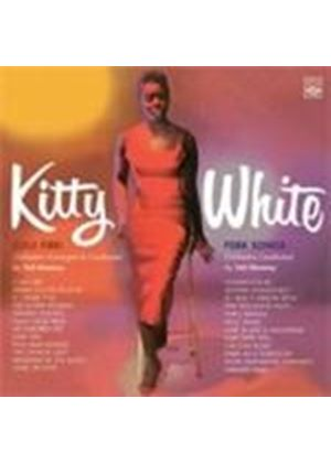 Kitty White - Cold Fire! And Folk Songs [Spanish Import]