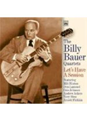 Billy Bauer - Let's Have A Session