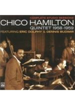 Chico Hamilton Quintet - Complete Studio Sessions 1958-1959 (Music CD)
