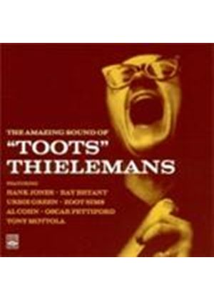 Jean 'Toots' Thielemans - Amazing Sounds Of Toots Thielemans, The (Music CD)