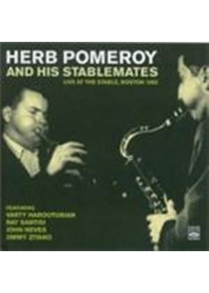 Herb Pomeroy - Live At The Stables Boston 1955 (Music CD)