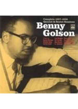 Benny Golson - Complete 1957-1958 Quintet And Sextet (Music CD)