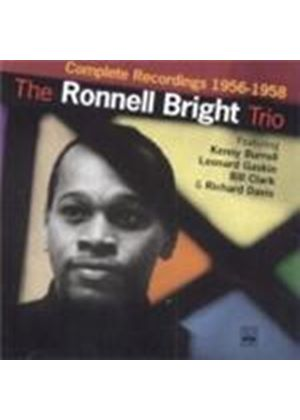 Ronnell Bright Trio - Complete Recordings 1956-1958 (Music CD)
