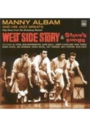 Manny Albam & His Jazz Greats - West Side Story/Stevie's Songs (Music CD)