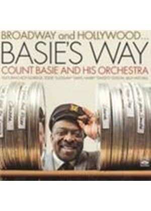 Count Basie - Broadway And Hollywood (Music CD)