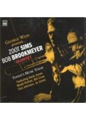 Zoot Sims & Bob Brookmeyer - George Wein Presents... (Music CD)