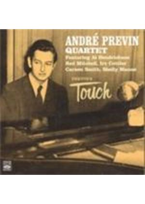 Andre Previn Quartet - Previn's Touch (Music CD)