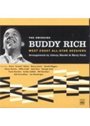 Buddy Rich - West Coast All-Star Sessions (Music CD)
