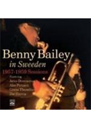 Benny Bailey - In Sweden 1957-1959 (Music CD)