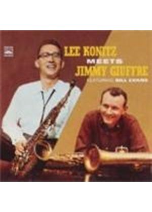 Lee Konitz & Jimmy Giuffre - Lee Konitz Meets Jimmy Giuffre (Music CD)