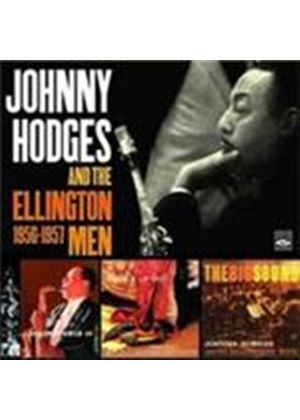 Johnny Hodges - And The Ellington Men 1956-1957 (Music CD)