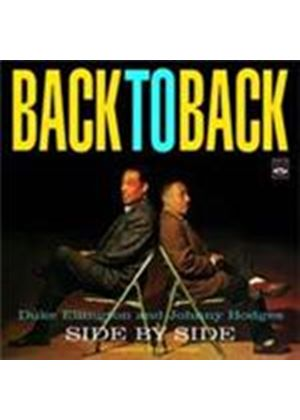 Duke Ellington/Johnny Hodges - Back To Back/Side By Side (Music CD)