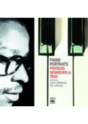 Phineas Newborn Trio (The) - Piano Portraits (Music CD)