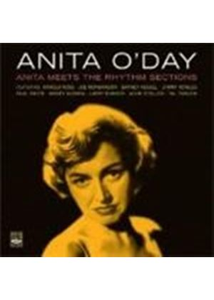 Anita O'Day - Anita Meets The Rhythm Sections (Music CD)