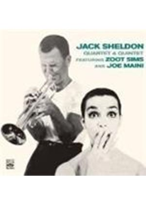 Jack Sheldon - Quartet & Quintet (Music CD)