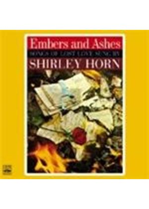 Shirley Horn - Embers And Ashes (Music CD)