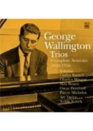 George 'Showcase' Wallington Trio (The) - Complete Session 1949-1956 (Music CD)