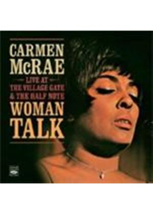 Carmen McRae - Woman Talk (Live At The Village Gate & Half Note) (Music CD)