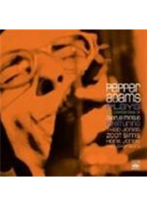 Pepper Adams - Plays The Compositions Of Charlie Mingus (Music CD)
