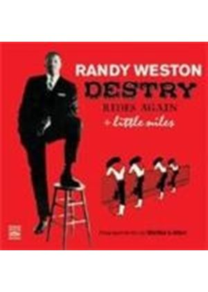 Randy Weston - Destry Rides Again/Little Niles (Music CD)