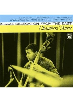 Paul Chambers - Chambers Music (Music CD)