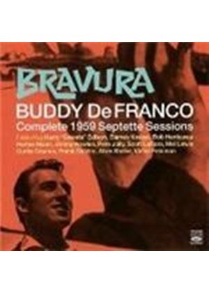 Buddy DeFranco - Bravura (The Complete 1959 Septette Sessions) (Music CD)