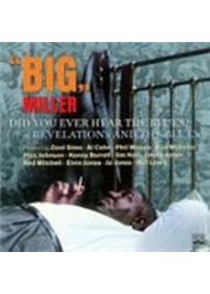 Big Miller - Did You Ever Hear The Blues/Revelations And The Blues (Music CD)