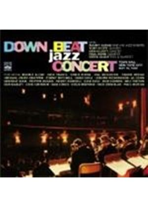 Various Artists - Down Beat Jazz Concert/Down Beat Jazz Concert, Vol. 2 (Music CD)