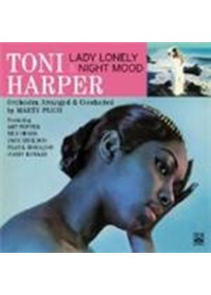 Toni Harper - Lady Lonely/Night Mood (Music CD)