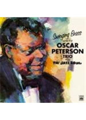 Oscar Peterson - Swinging Brass/The Jazz Soul (Music CD)