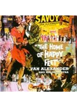 Van Alexander - The Home of Happy Feet (Music CD)