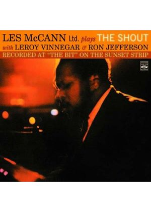 Les McCann - Shout (Music CD)