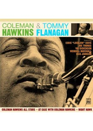 Coleman Hawkins - All Stars/At Ease/Night Hawk (Music CD)