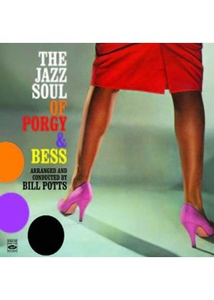 Bill Pott's Big Band - Jazz Soul of Porgy and Bess (Music CD)