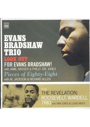Evans Bradshaw Trio - Look Out/Pieces of Eighty-Eight (Music CD)