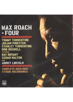 Max Roach - Complete 1959-1960 Studio Recordings (Music CD)