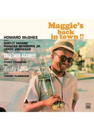 Howard McGhee - Maggie's Back in Town/Together Again/Dusty Blue (Music CD)