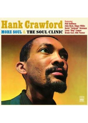 Hank Crawford - More Soul/The Soul Clinic (Music CD)