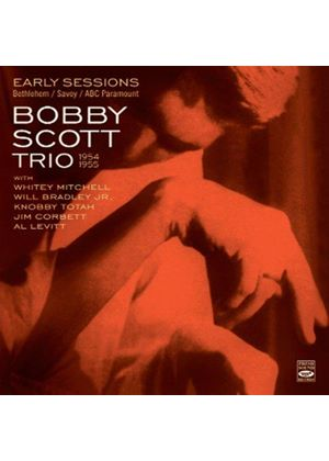 Bobby Scott Trio - Early Sessions 1954-1955 (Music CD)