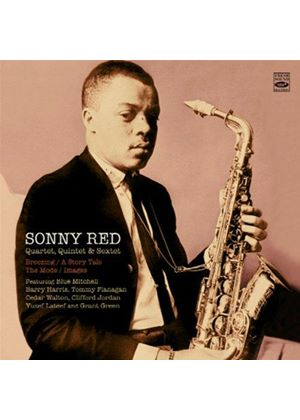 Sonny Red - Breezing (A Story Tale/The Mode  Images) (Music CD)