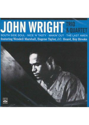 John Wright - South Side Soul/Nice n Tasty/Makin' Out/Last Amen (Music CD)