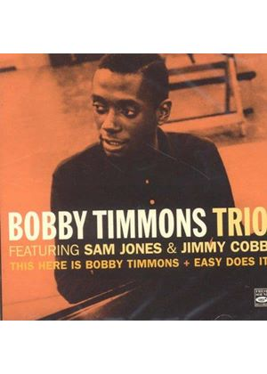 Bobby Timmons - This Here is Bobby Timmons/Easy Does It (Music CD)