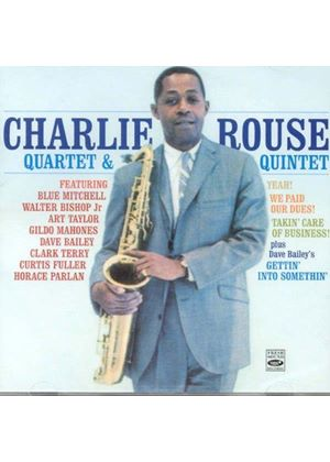 Charlie Rouse - Yeah!/We Paid Our Dues! (Music CD)