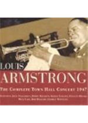 Louie Armstrong - Complete Town Hall Concert, The