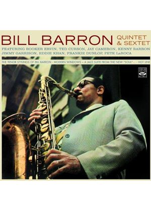 Bill Barron - Quintet & Sextet (Music CD)